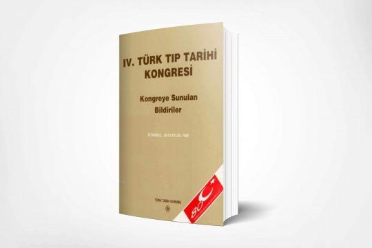 IV türk tip tarihi kongresi